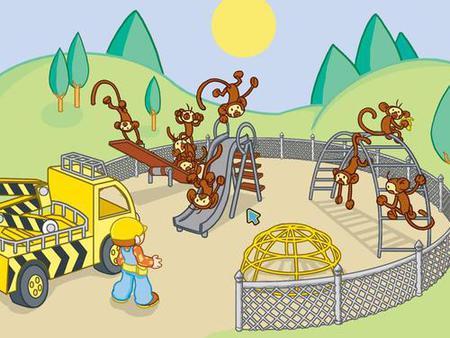 动物园建筑师是一款适合儿童的趣味动物园建设游戏