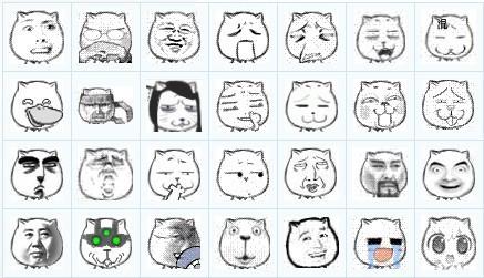 猥琐猫表情包